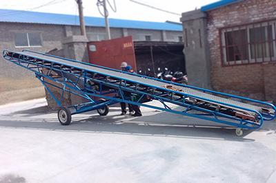 DY移动式皮带输送机