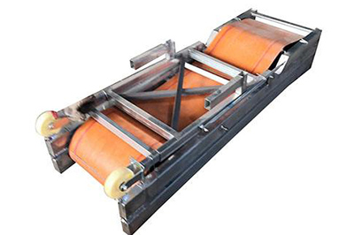 220伏小型折叠输送带机