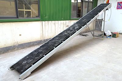 5米长移动皮带输送机
